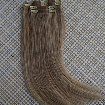 Louvre Malli Seamless Clip In Hair Extensions Image 01