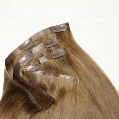Louvre Malli Seamless Clip In Hair Extensions Image 03